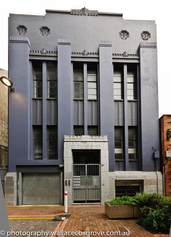 Gilbert Place Art Deco apartments, Adelaide