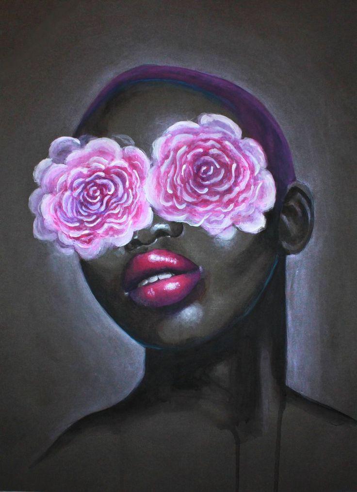Blossom by umantsiva.deviantart.com on @DeviantArt