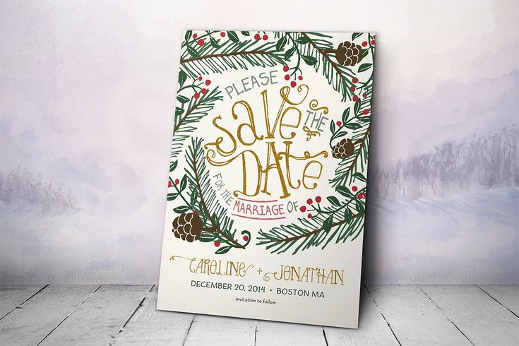 Scheduling a wedding around the holidays as seen on @offbeatbride