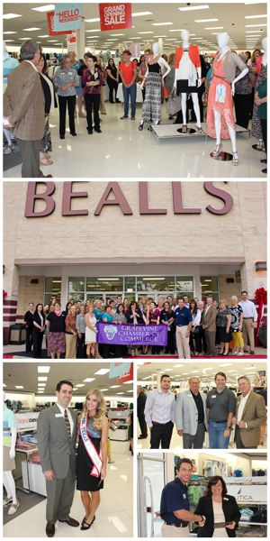 Welcome Bealls Department Store to their new location in Grapevine Towne Center at 1217 W. State Highway 114, Ste. 112. They offer brand name family #apparel, #shoes, #jewelry, #handbags, #beauty, #gifts, #accessories and more. Their mission is to be America's leading small town, neighborhood #retailer dedicated to delivering desirable brand name family apparel with exceptional value and service! @Stage Stores  #GrapevineTX