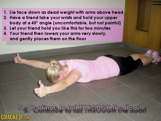 13 Freaky Things You Didn't Know Your Body Can Do | Cracked.com