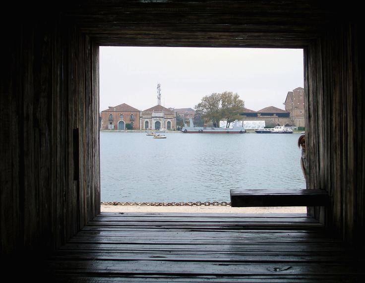 Veneza (Bienal de Arquitetura 2016)