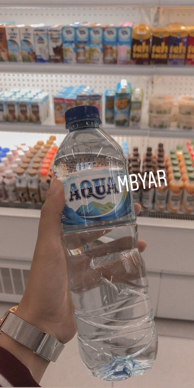 Quotes Aqua Ambyar Katakata Dengan Gambar Botol