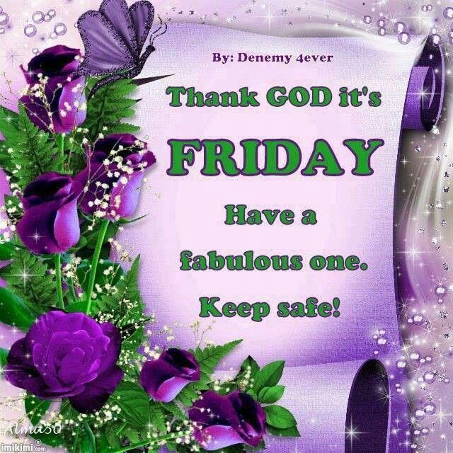 Fabulous Friday Quotes: Fabulous Friday!