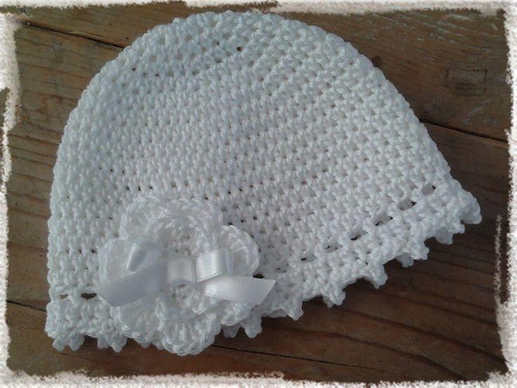Kijk wat ik gevonden heb op Freubelweb.nl: het gratis haakpatroon van Little Things om dit lieve babymutsje te haken http://www.freubelweb.nl/freubel-zelf/zelf-maken-met-haakkatoen-babymutsje/