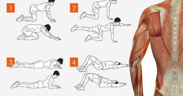 Всего 5 минут в день для здоровья спины: это видео помогло мне избавиться от…