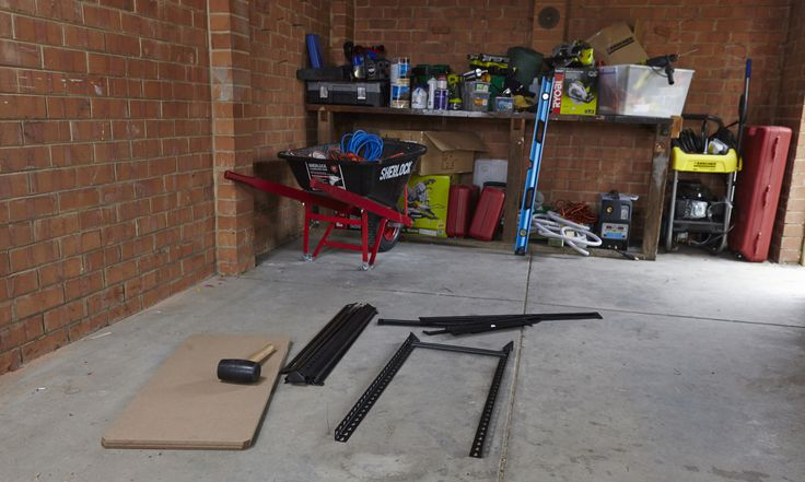 How to Build Garage Shelves, Step-by-Step Guide