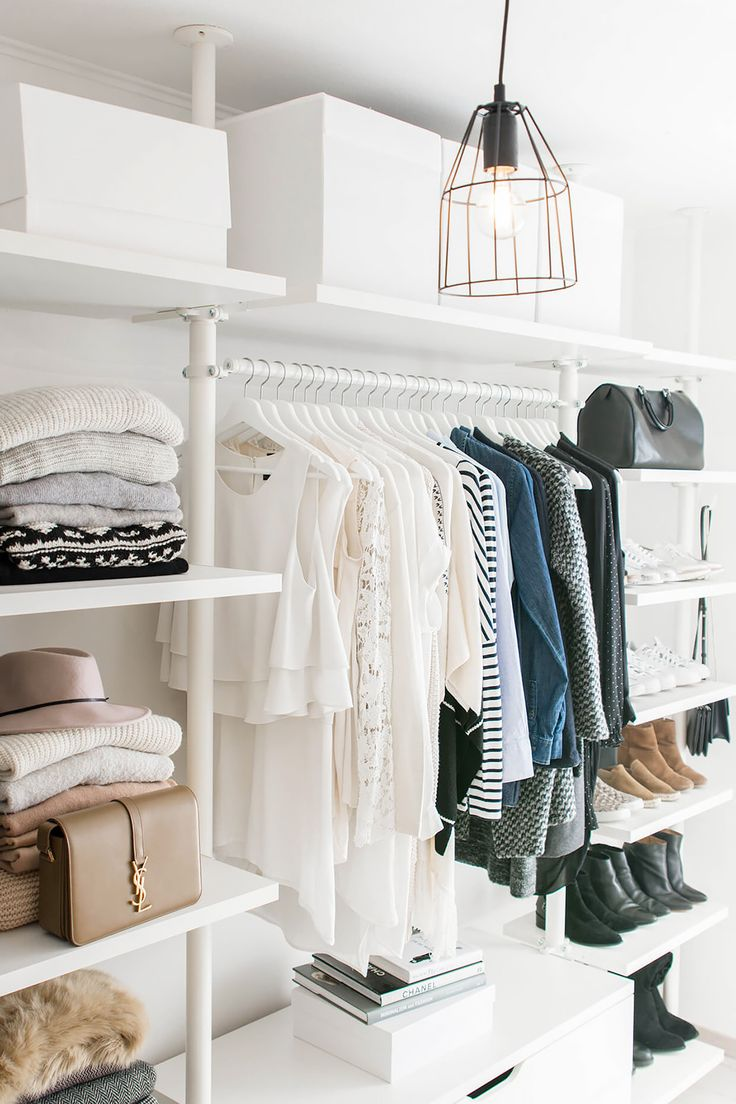 6 genius organization hacks a celebrity closet designer knows that you dont