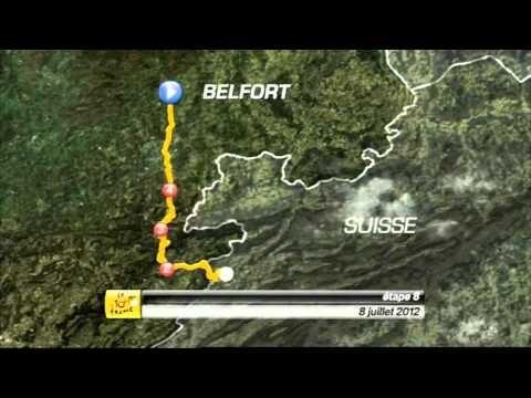 Stage 8 - Tour de France 2012