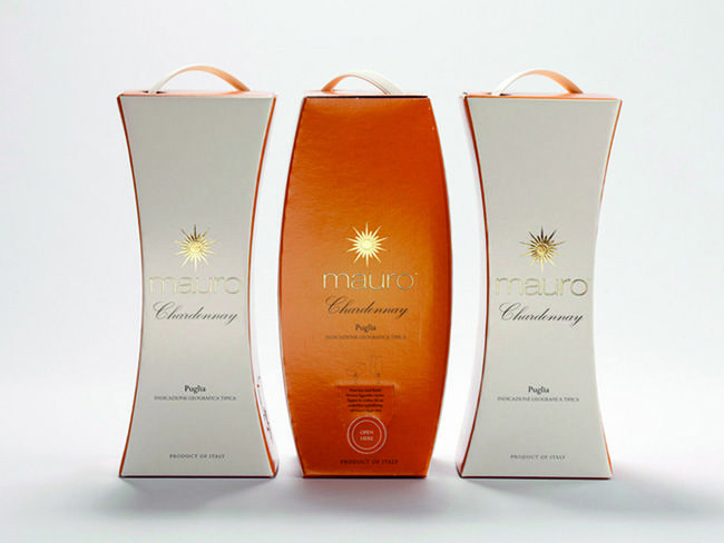 """Bag in Box """"Mauro Chardonnay"""" 