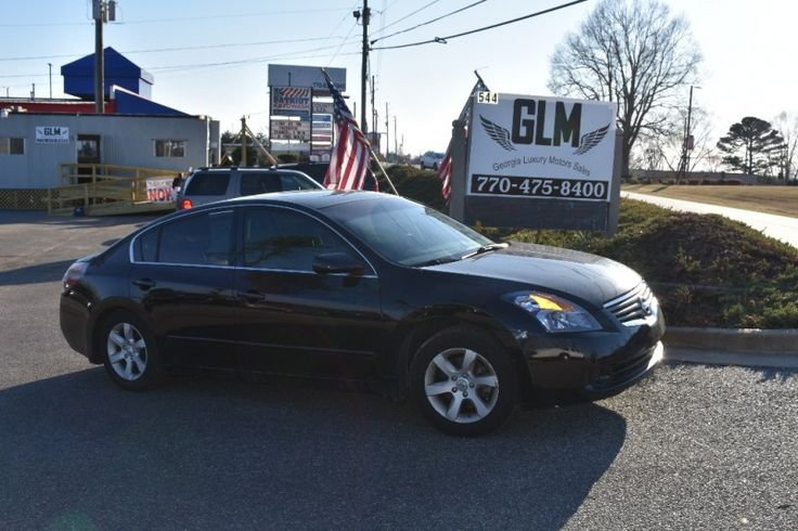 2007 Nissan Altima $5999 http://www.GEORGIALUXURYMOTOR.COM/inventory/view/9782374