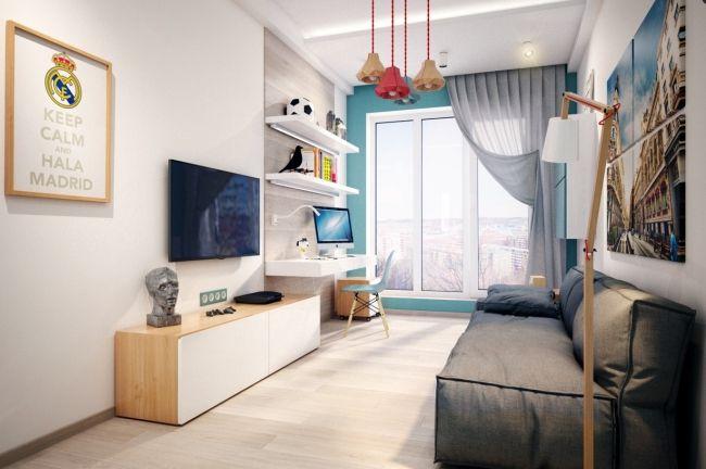 Idées pour décorer et aménager une chambre d\u0027adolescent