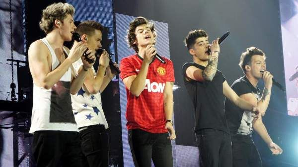 One Direction fans are mad at the band for revealing their tour dates...?