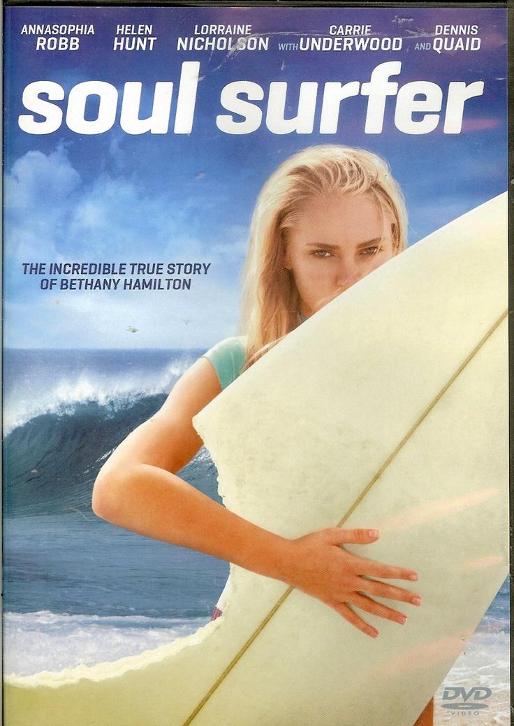 Soul Surfer - LOVE this movie!