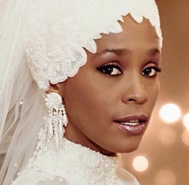 Beautiful Whitney Houston Nippy