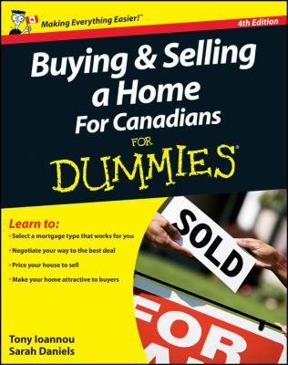 Buying and selling a home are the biggest financial transactions most people will ever tackle. Well, help has arrived. This revised edition of Buying and Selling a Home For Canadians For Dummies prepares you to get what you need and want when buying a new home or selling the one you're in.