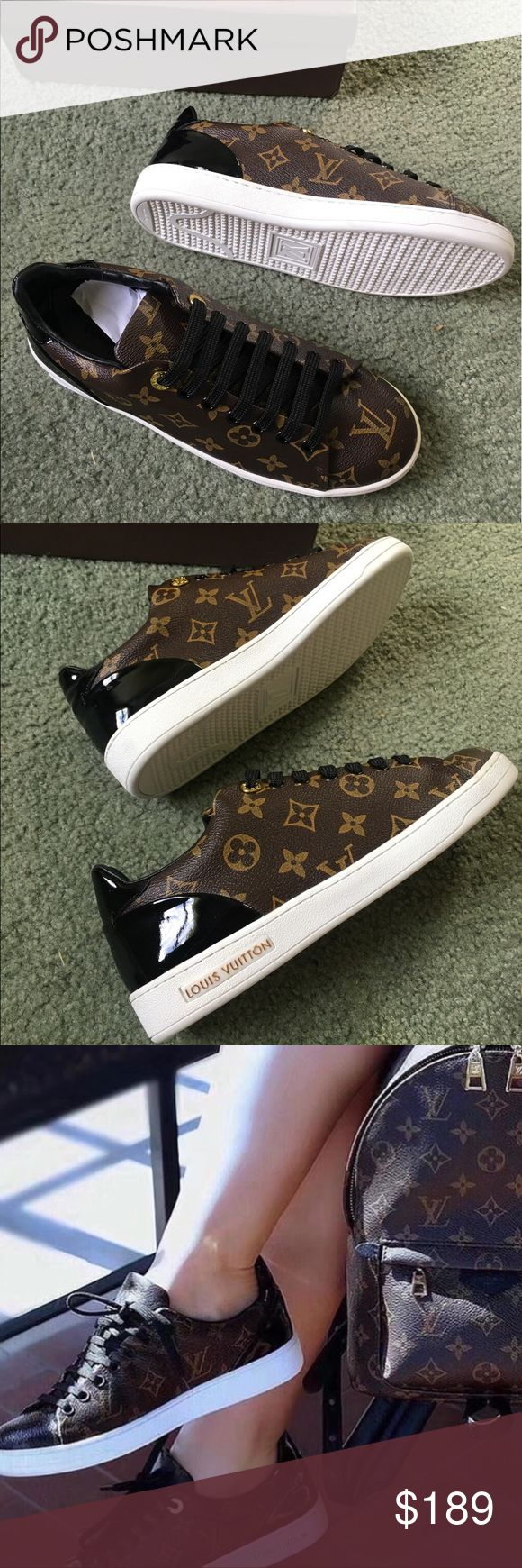 Sneakers New in box. Us 9. Louis Vuitton Shoes Sneakers