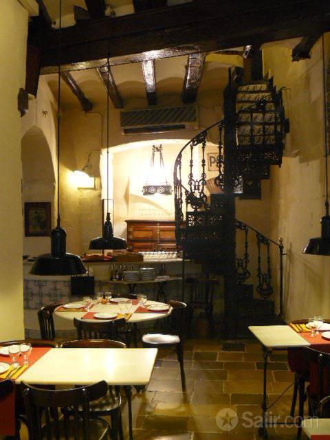 Restaurante Pla de la Garsa. Cocina catalana tradicional, de mercado. Assaonadors 13, 08003 Barcelona (Born). Hasta 40% descuento. http://barcelona.salir.com/pla_de_la_garsa