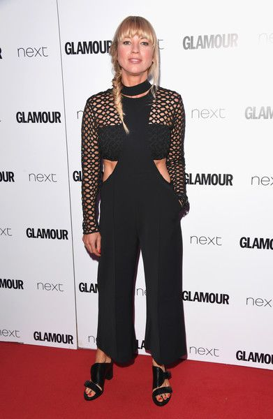 Sara Cox attends the Glamour Women of The Year awards 2017 at Berkeley Square Gardens on June 6, 2017 in London, England.