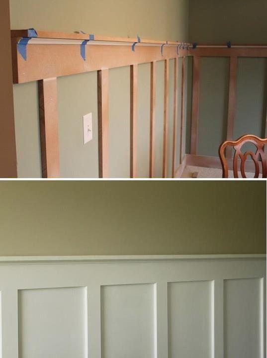 die besten 25 holzleisten ideen auf pinterest wandleisten heim farben und wandgestaltung. Black Bedroom Furniture Sets. Home Design Ideas