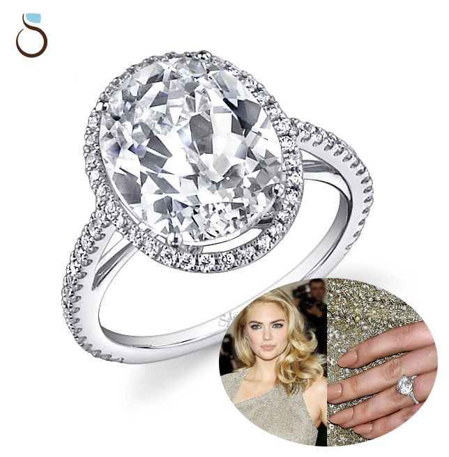 58 best images about Celebrity Engagement Rings on Pinterest