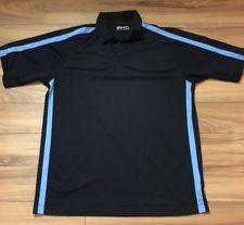 Nike DRY FIT Golf Polo Shirt Navy Blue Large Mens | eBay