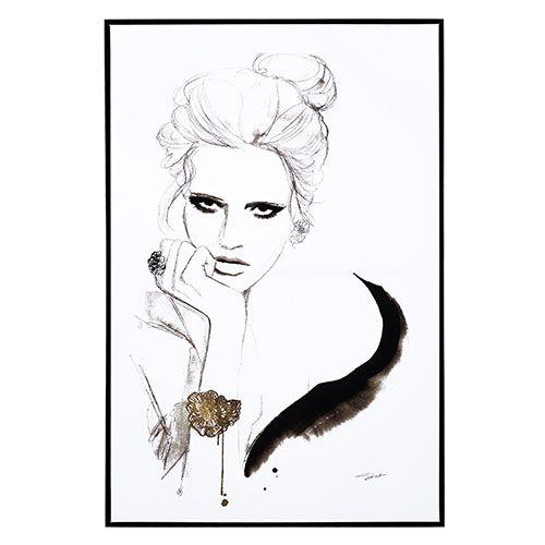 Jessica Durrant  Home Republic - Galerie Print Sophia - Homewars Wall Art & Mirrors - Adairs online