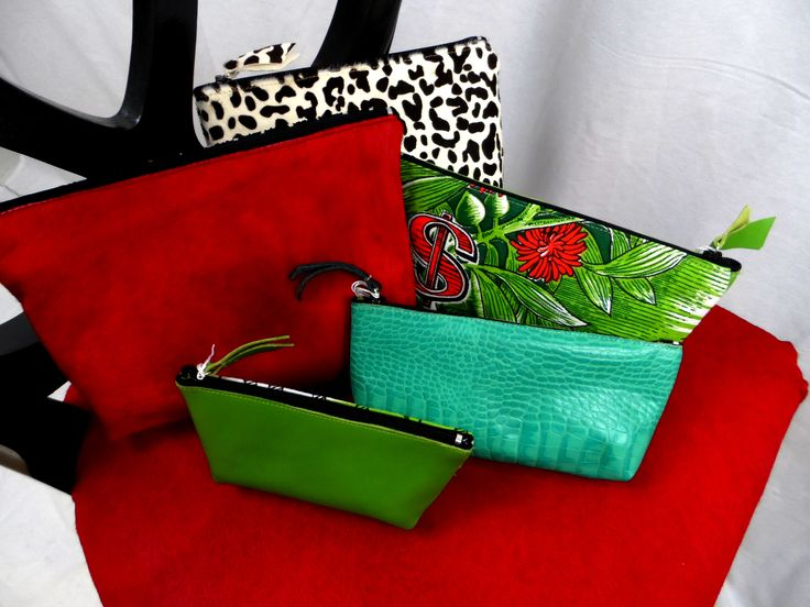 More gorgeousness in purses.