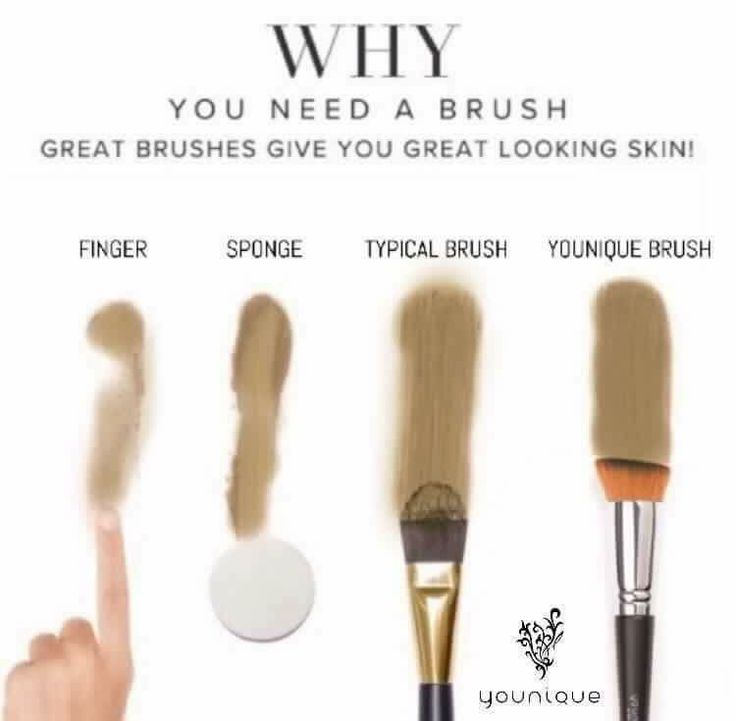 One of the best things you can do for your makeup! Invest in quality makeup brushes www.youniqueproducts.com/KatieA