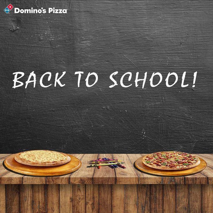 #back2school #pizza