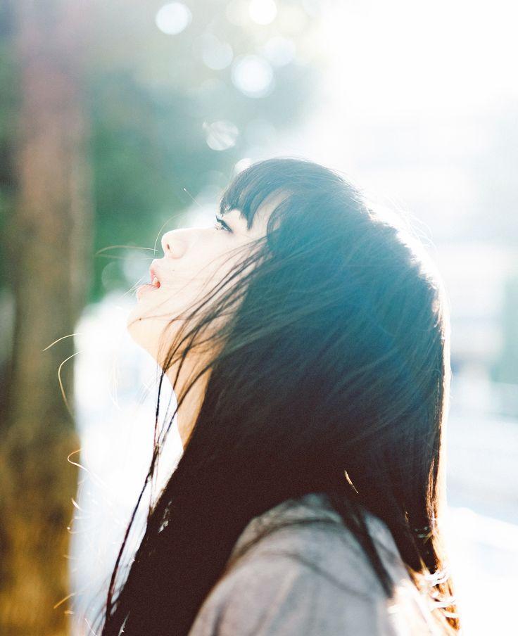 Hideaki Hamada Photography - People 빛/소녀/여자/두상/옆모습