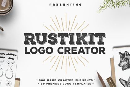Rustikit Logo Creator – Free Sample