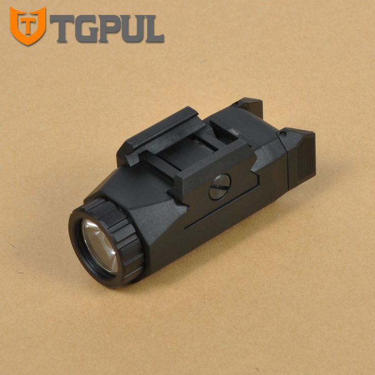 TGPUL  Inforce Auto Pistol Light APL Tactical Weapon Light Constant and Strobe Flashlight