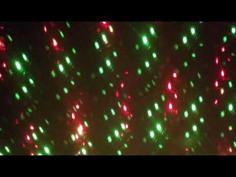 638nm  520nm christmas laser lights  Christmas laser lights