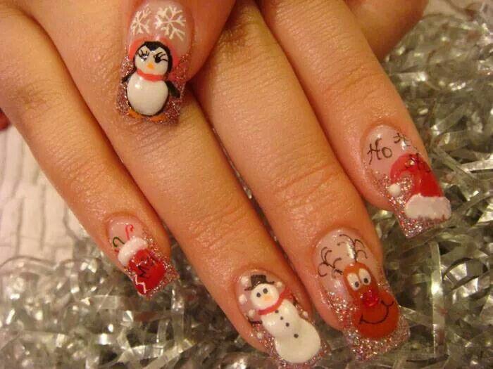 Negle der passer til juleaften!