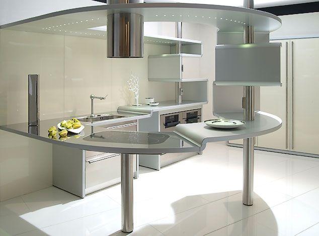 Italian Modern Kitchens   Acropolis Modern Italian Kitchen Designs