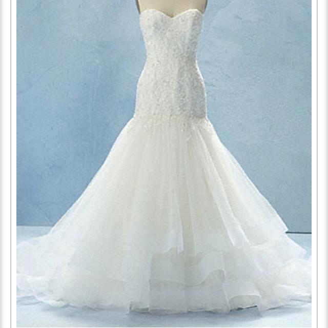 Princess Cake Disney Wedding Dresses – fashion dresses