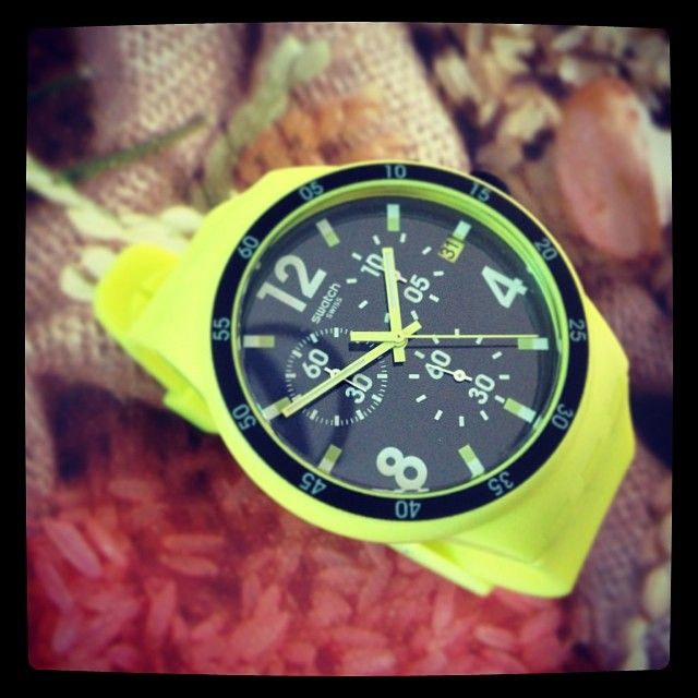 LIMONATA #Swatch http://swat.ch/Lemonata