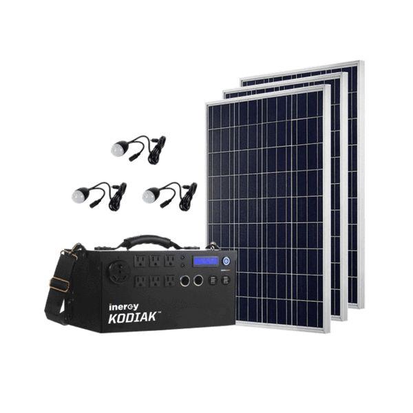 The Four Essentials Of Off Grid Solar