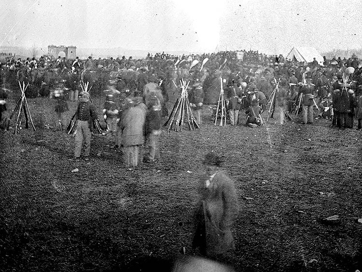 an account of events during the american civil war The american civil war weapons were some of the most advanced  information about weapons used in the american  historical events during the baroque.