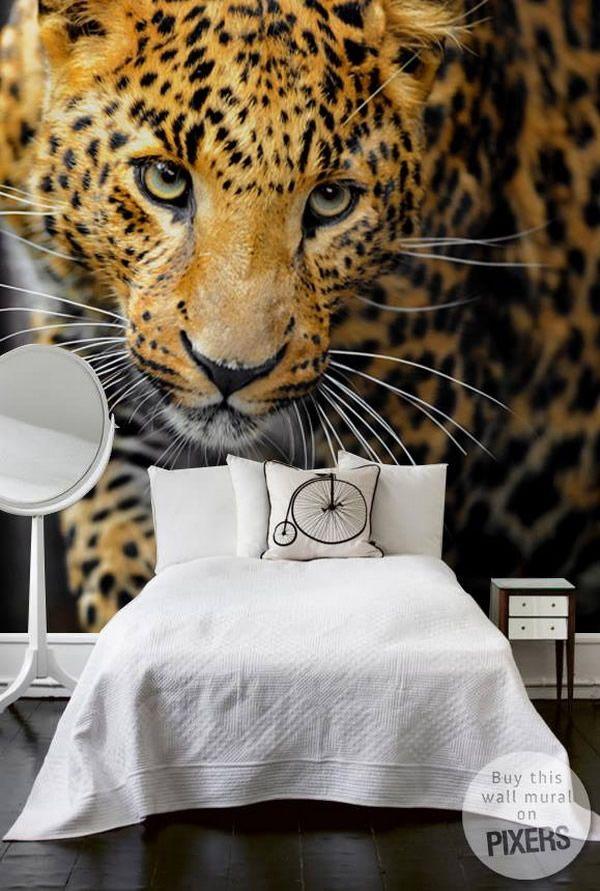 Decoración de dormitorios con fotomurales | EstiloyDeco