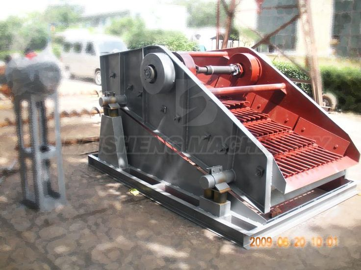 Hot sale circular vibrating sieve for sand, coal, View Sand Vibrating Screen, BAISHENG Product Details from Xinxiang City Parkson Machinery Co., Ltd. on Alibaba.com