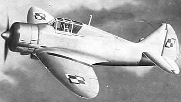 PZL P-50 Jastrząb PZL.50 Jastrząb (Hawk) was a Polish pre-war fighter aircraft design by Wsiewołod Jakimiuk of the PZL works. The single-seat low-wing monoplane was to serve as a multi-purpose fighter and escort to replace all other fighters in the Polish Air Force. Designed after 1936, its prototype first flew in February 1939. A further two prototypes were under construction by the time of the Invasion of Poland, but the fighter never entered mass production.