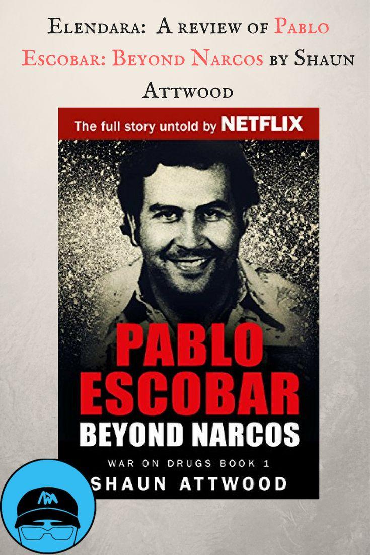 Pablo Escobar Book Cover