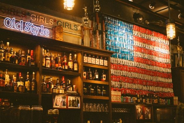 Bub City Flag Bar