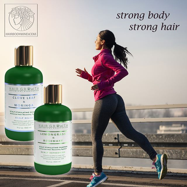 100% Natural Anti-Hair Loss Clove Leaf & Moringa Hair Growth Botanical Recovery System stops hair loss, improves oily hair and greasy scalp.💚 Eugenol, the active ingredient in Clove Leaf Essential Oil, is an androgen receptor (AR) antagonist that can make the responsible hair growth channel TRPV3 to be activated. The TRPV3 channel is directly activated by various natural compounds including Eugenol and it resulted in returning dormant hair follicles back to function. 💚Rosemary Essential…