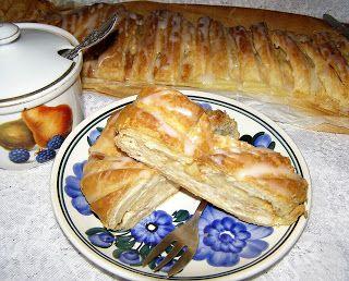 W Mojej Kuchni Lubię.. : francuskie jabłkowo-serowe...