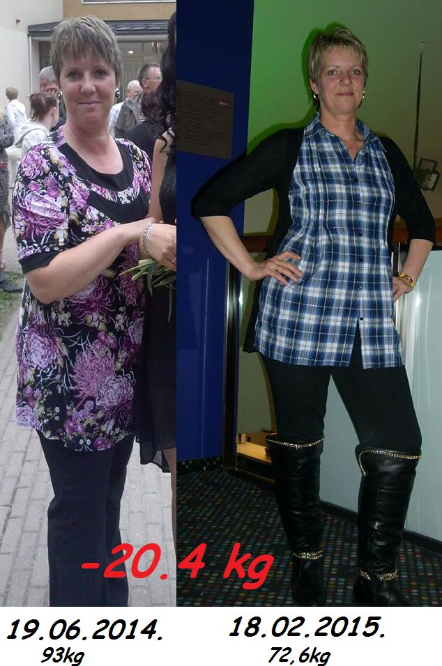 Annika lost over 20kg, read her inspirational story online!