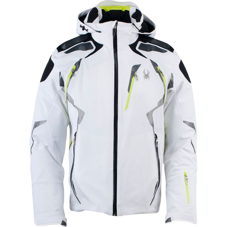 Spyder Pinnacle Insulated Ski Jacket (Men's) #peterglenn