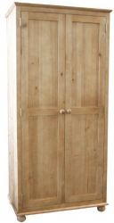 Antique Double Robe http://solidwoodfurniture.co/product-details-pine-furnitures-2568-antique-double-robe-.html